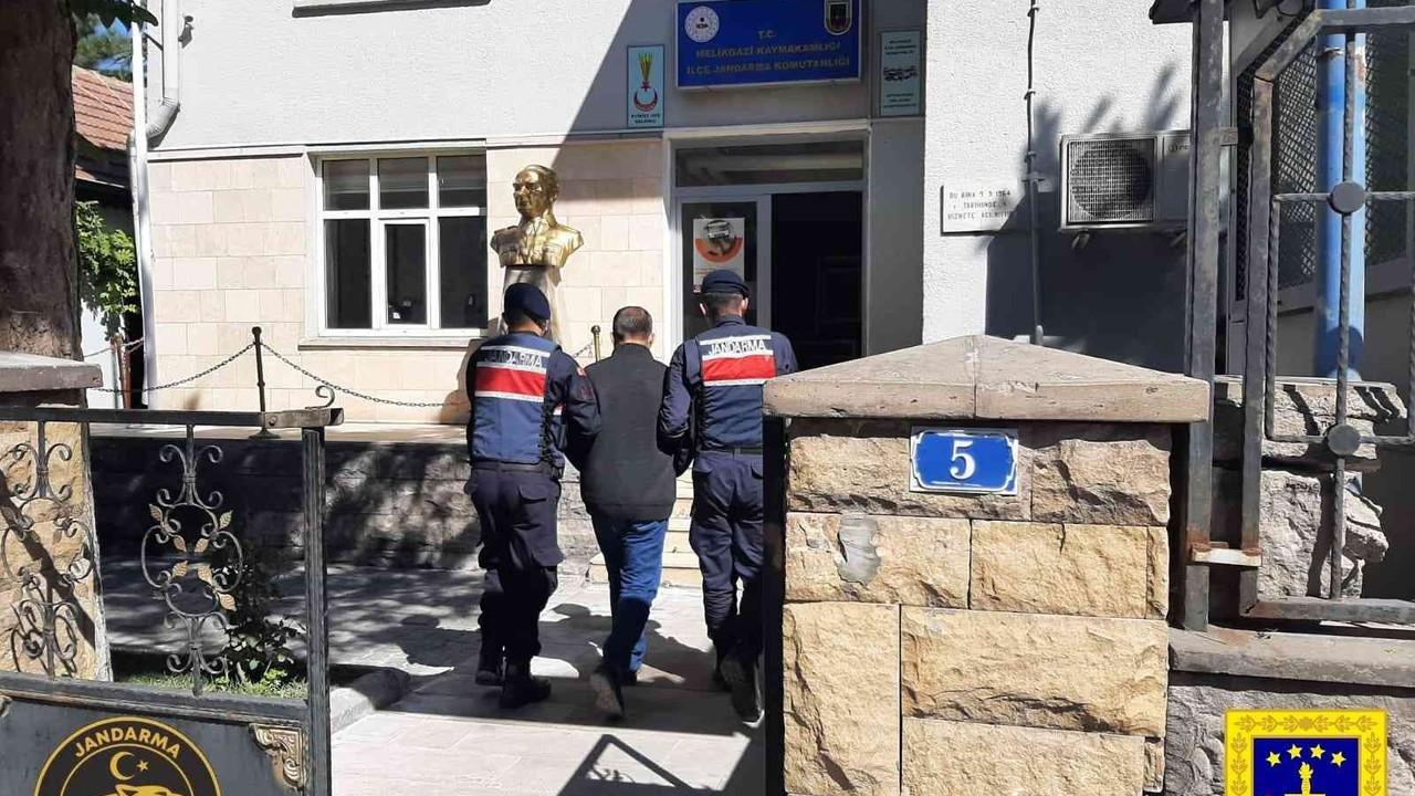 Jandarmadan FETÖ operasyonu: 2 gözaltı