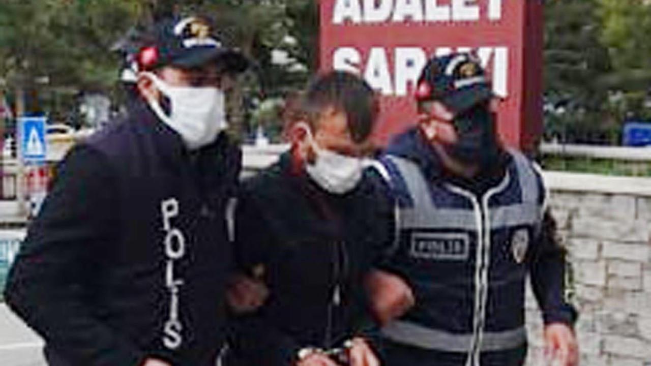 Kız arkadaşını görmeye geldiği Erzurum'da gasp yaptı