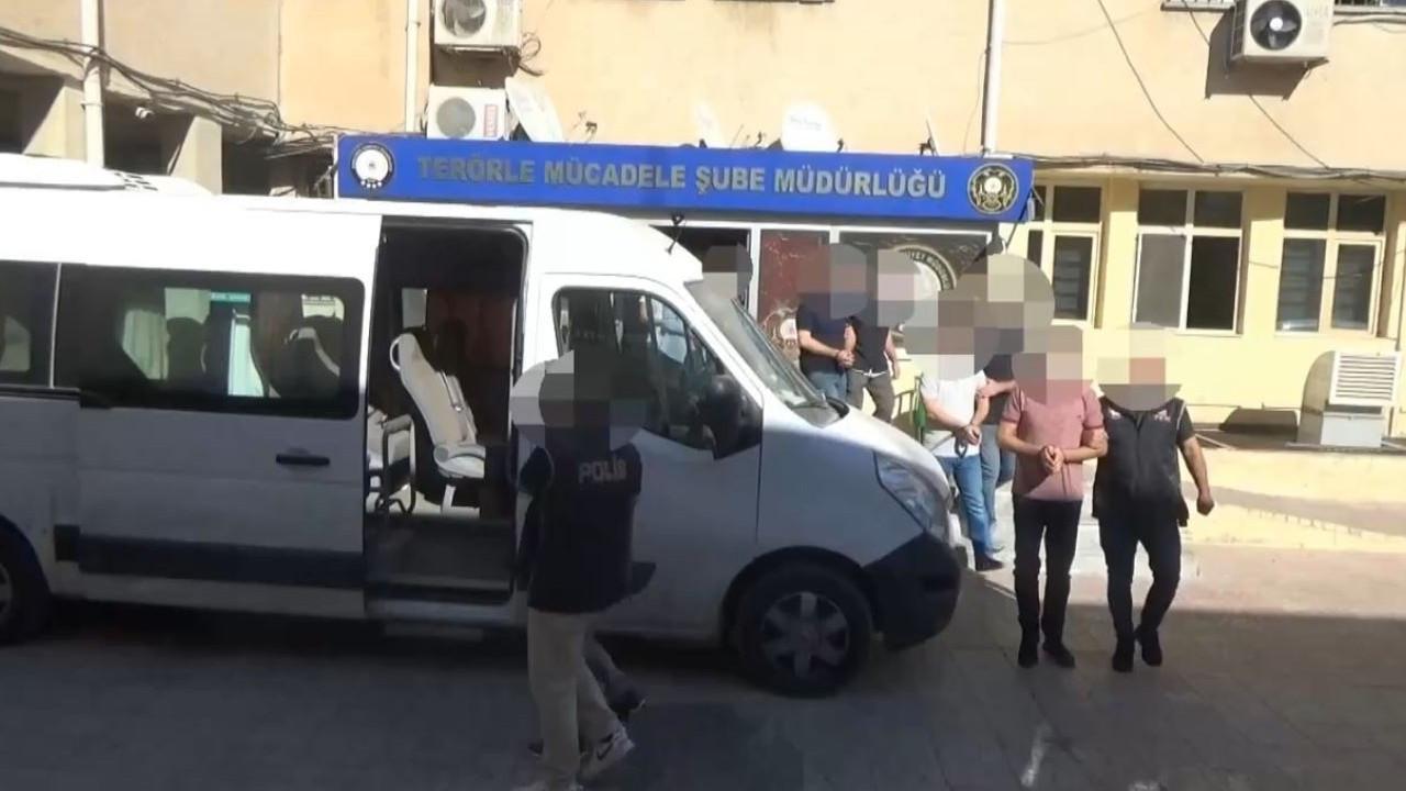 Şanlıurfa'da FETÖ/PDY operasyonunda 6 tutuklama
