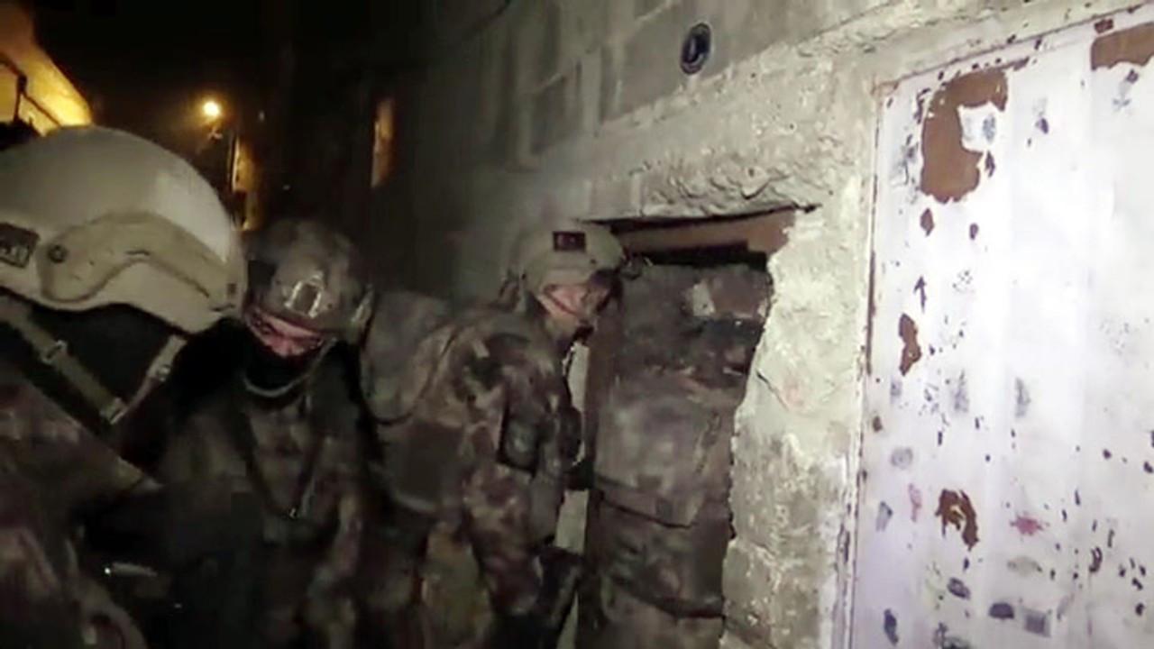 Gaziantep'teki uyuşturucu operasyonlarında 33 tutuklama