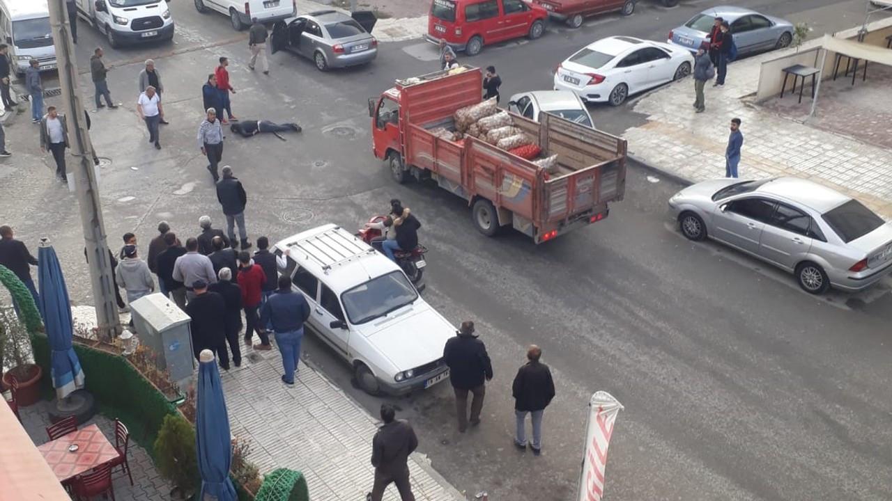 İki kardeş sokakta çatıştı: 1 ölü, 1 yaralı