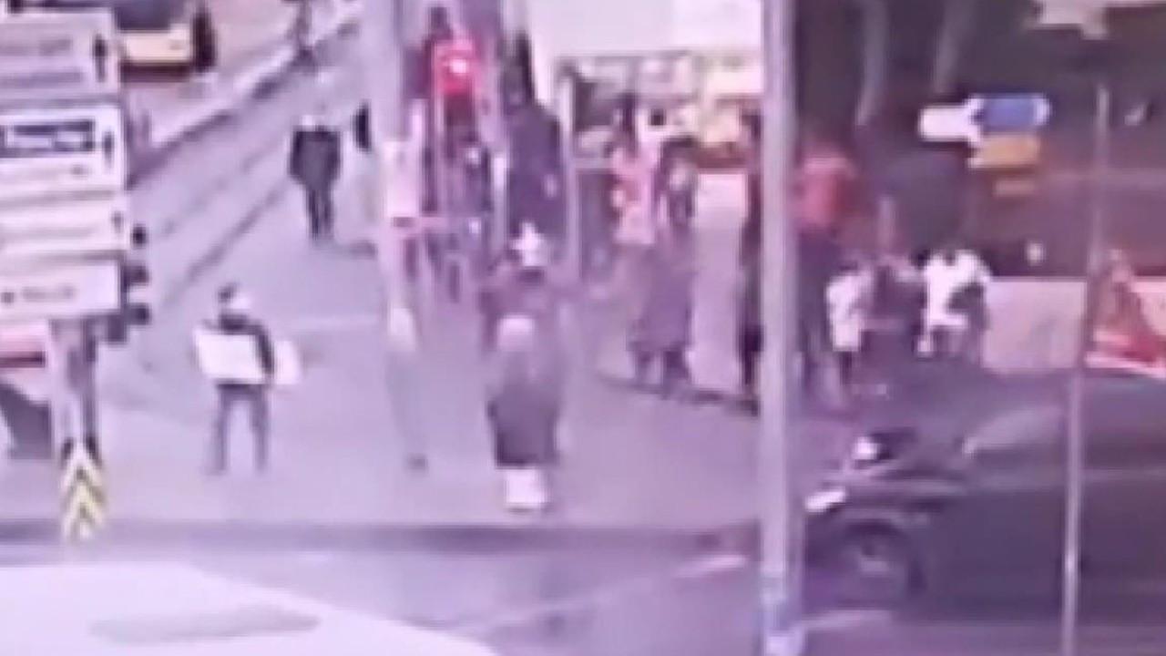 Kadıköy'de 20 yıl sonra gelen töre cinayeti sonrası yaşananlar kamerada