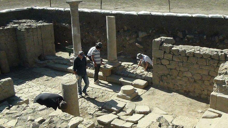 Gümüşhane'de Urartu savaşçısının bronz kemeri bulundu - Sayfa 1