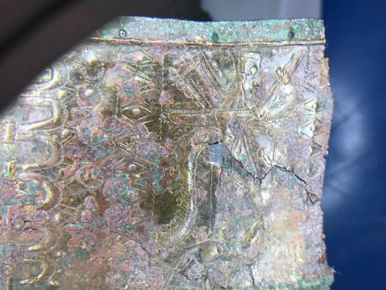 Gümüşhane'de Urartu savaşçısının bronz kemeri bulundu - Sayfa 4