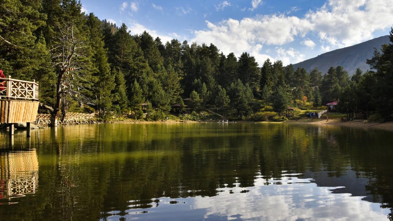 Limni gölünde hedef yıllık 500 bin turist