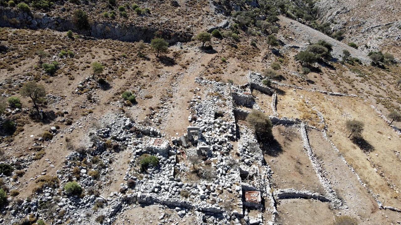 Marmaris'te Phoenix Antik Kenti gün yüzüne çıkarılacak