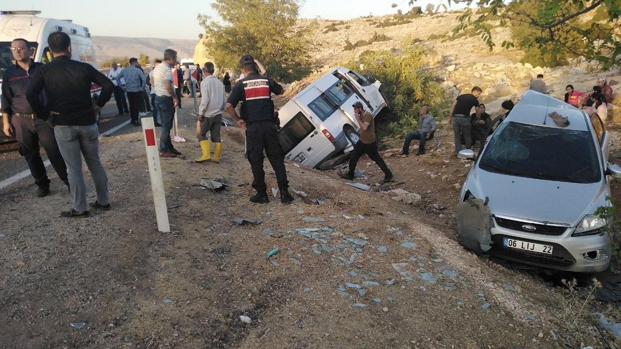 Gaziantep'te can pazarı: 2'si ağır 12 yaralı