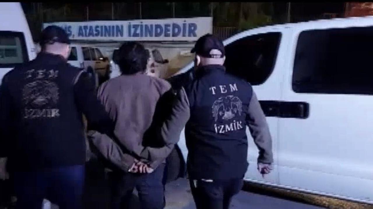 İzmir merkezli 41 ilde FETÖ operasyonu