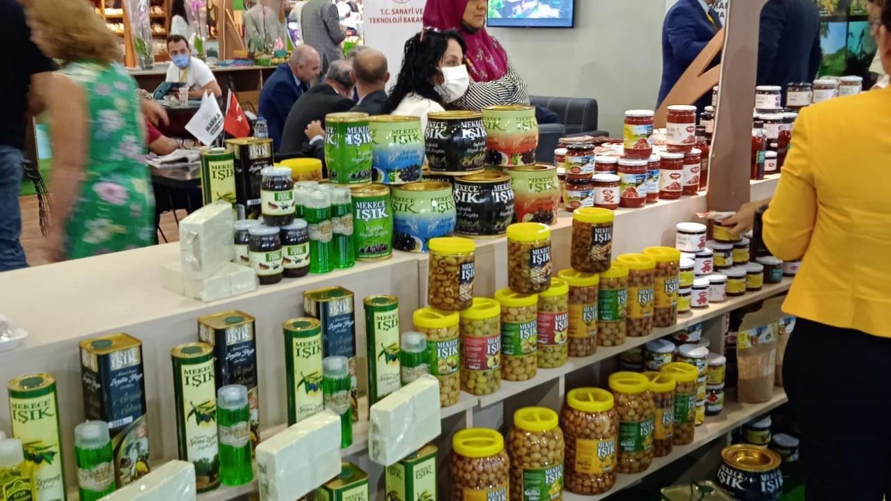 Organik ve yöresel ürünler YÖREX'de