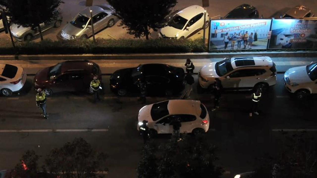 Bursa'da 300 polis ile dronlu asayiş uygulaması