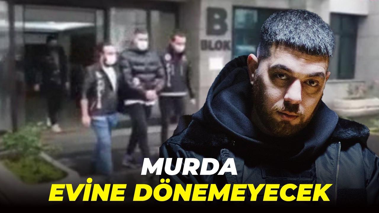 Yurt dışı yasağıyla serbest bırakılan rapçi Murda, Hollanda'daki evine dönemeyecek
