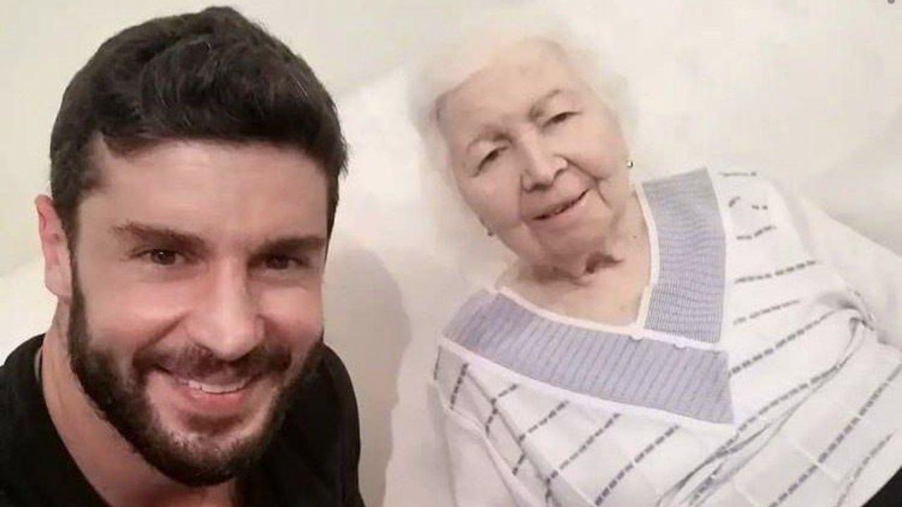 Berk Oktay'ın anneannesi hayatını kaybetti