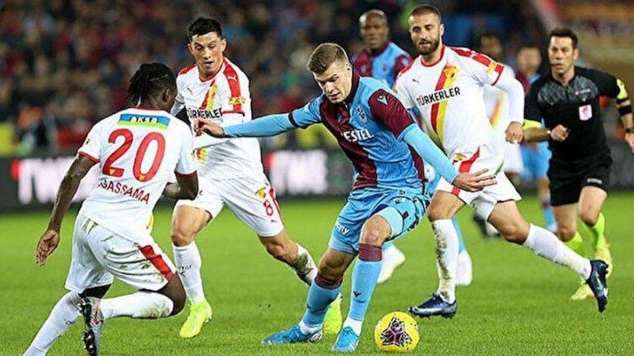 Göztepe Trabzonspor maçı canlı izle! Göztepe Trabzon maçı kaç kaç?