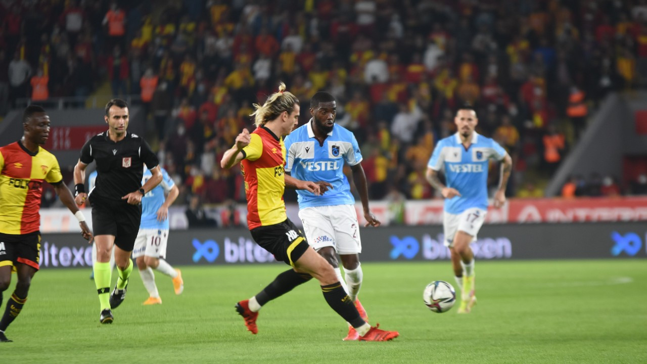 Göztepe 0-1 Trabzonspor | MAÇ SONUCU